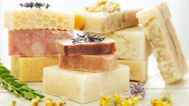 Sapone fai da te – Cura della pelle tradizionale