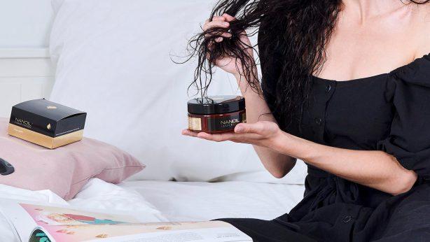 Perchè i capelli hanno bisogno di cheratina? Recensione Nanoil Keratin Hair Mask
