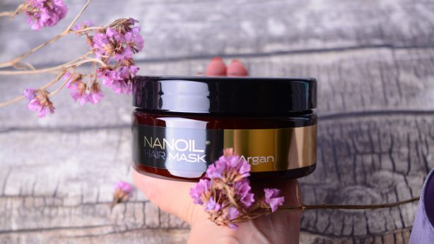 Nanoil Argan Hair Mask? Ci sto!